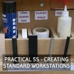 5S workstations