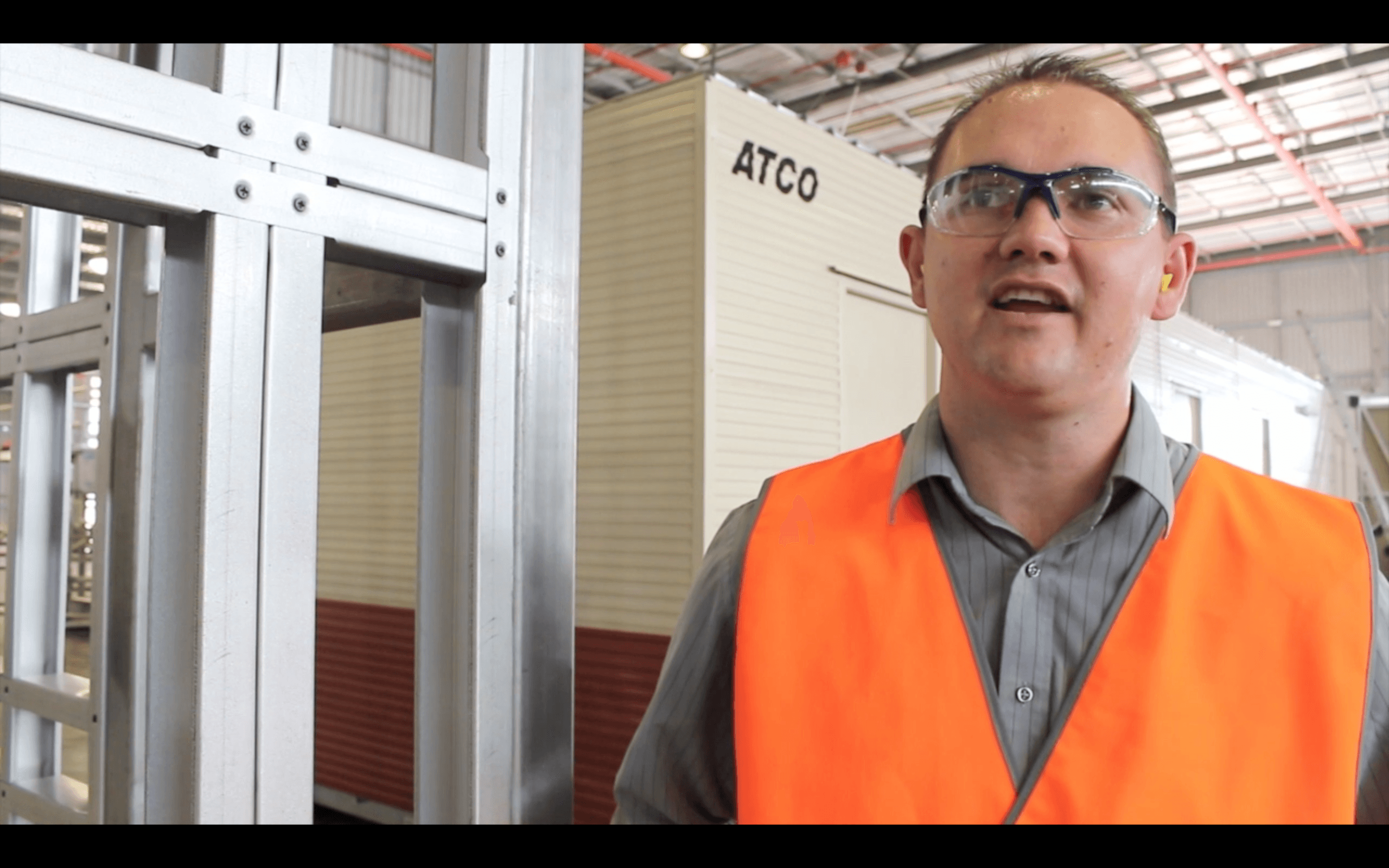 TXM Lean Case Study Video – ATCO Structures and Logistics