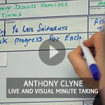 TXM Lean Minute – Live and Visual Minute Taking