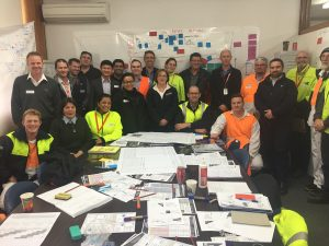 Attendees at the Best Practice Network Two Day Value Stream Mapping Workshop at Burra Foods in July 2016. This event was facilitated by TXM Consulting Director Anthony Clyne and Senior Consultant, Justin Tao. Members attended free of charge.
