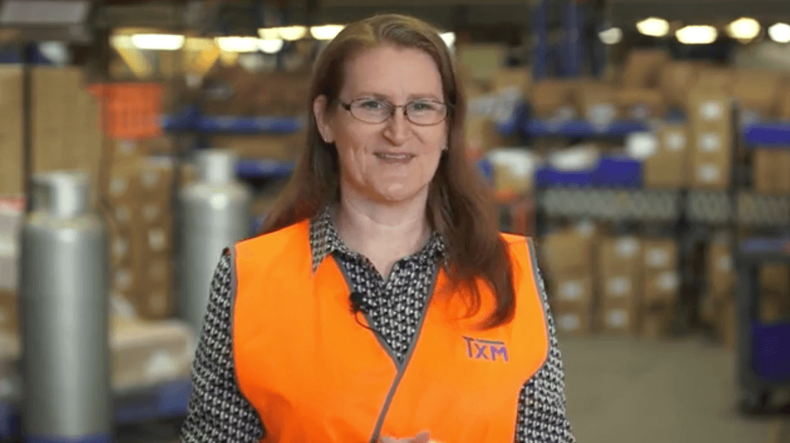 TXM Lean Minute – How to Design Efficient Order Packing and Processing in your Lean Warehouse.