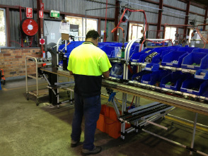 TXM Lean Case Study – MacNaught Lean Manufacturing Transformation
