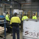 Eliminating waste in a manufacturing environmant