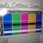 Daily Colour Codes