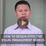 TXM Lean Minute – How to Design Effective Visual Management Boards to Drive Improved Business Performance