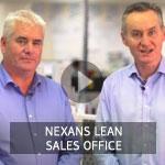 Lean Office Case Study Video – Olex Cables Lean Sales Office