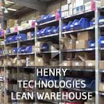 TXM Lean Case Study  Video – Henry Technologies Lean Warehouse