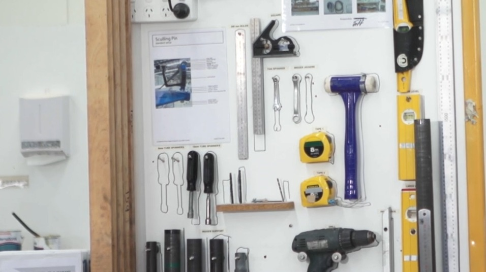 5S Lean Housekeeping: Sort, Set, Shine, Standardise, Sustain