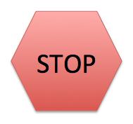 Stop feedback lean tool