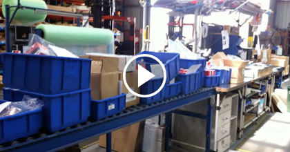 TXM Lean Minute – How to Design Efficient Order Packing and Processing in your Lean Warehouse