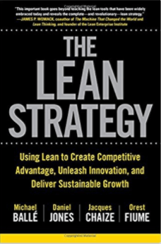 Lean book strategy