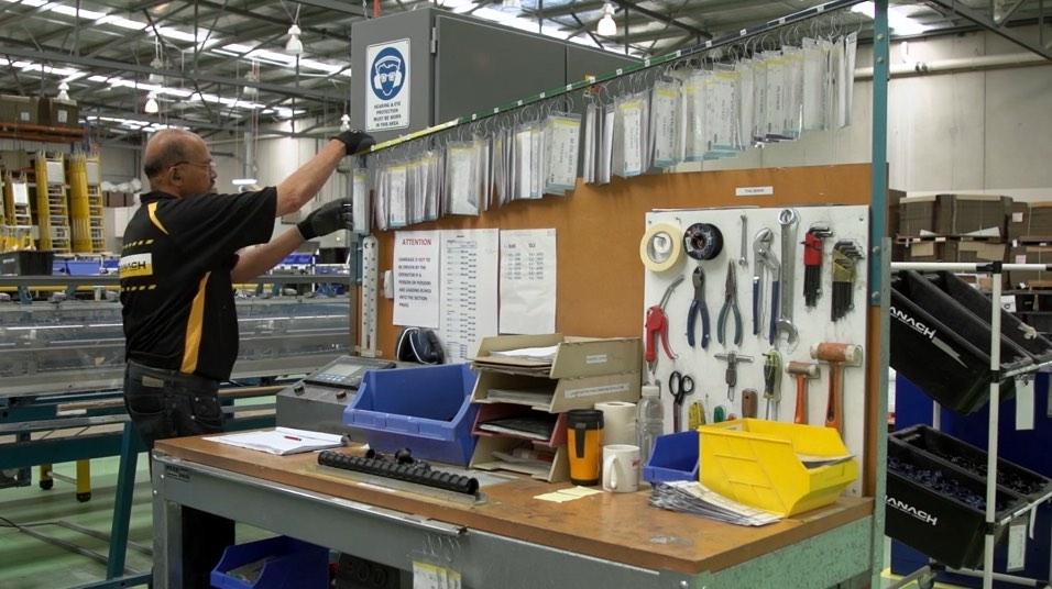 Étude De Cas TXM Lean – Branach Manufacture (Fabrication)