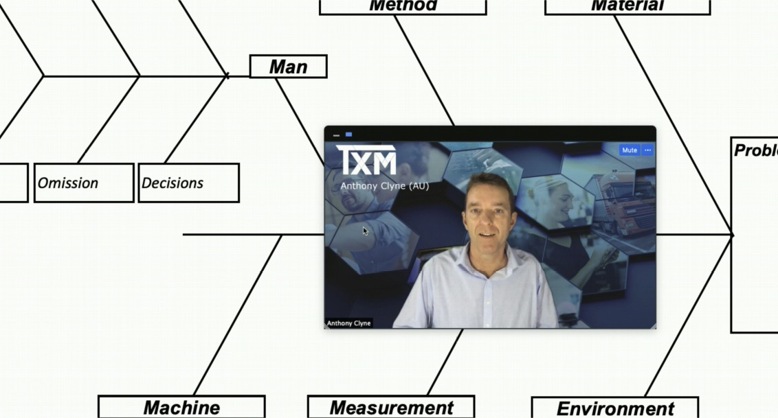 TXM Television – Episode 37 – Fishbone Diagrams for Solving Problems