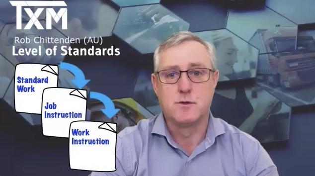 TXM Television – Episode 47 – Standard Work