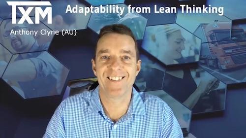 TXM Television – Episode 48 – Organisational Adaptability